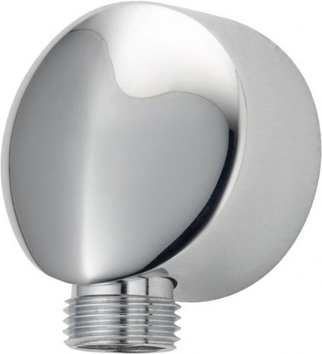 Deva SPE03 Chrome Union Elbow Connection for Concealed Showers